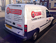Weymouth, Dorset locksmith Smart Lock Solutions - always ready for your call!